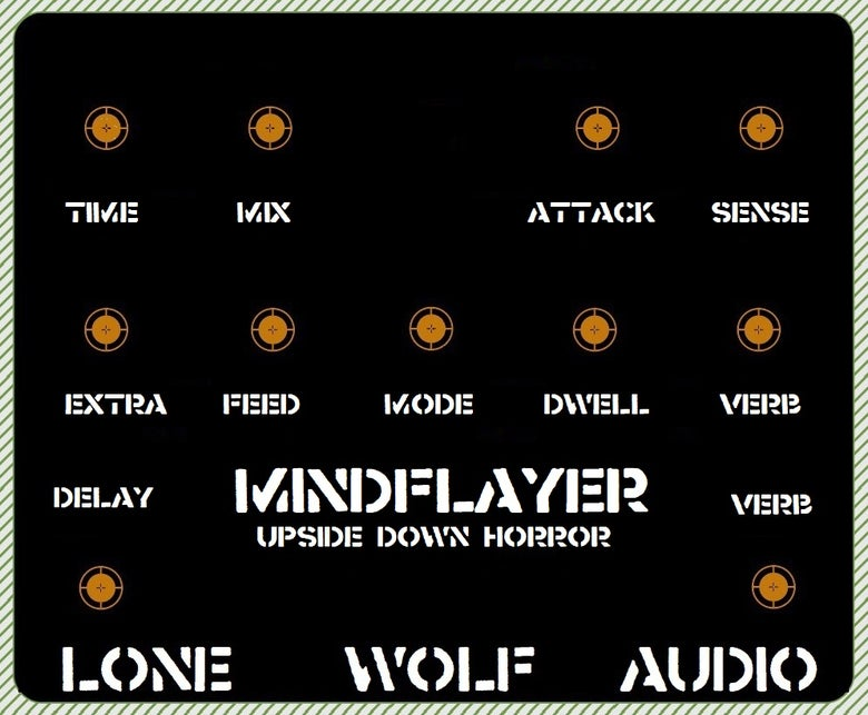 Image of Mindflayer swell reverb delay presale