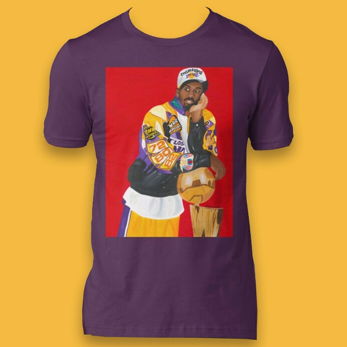 Image of Mamba Out (Tee)
