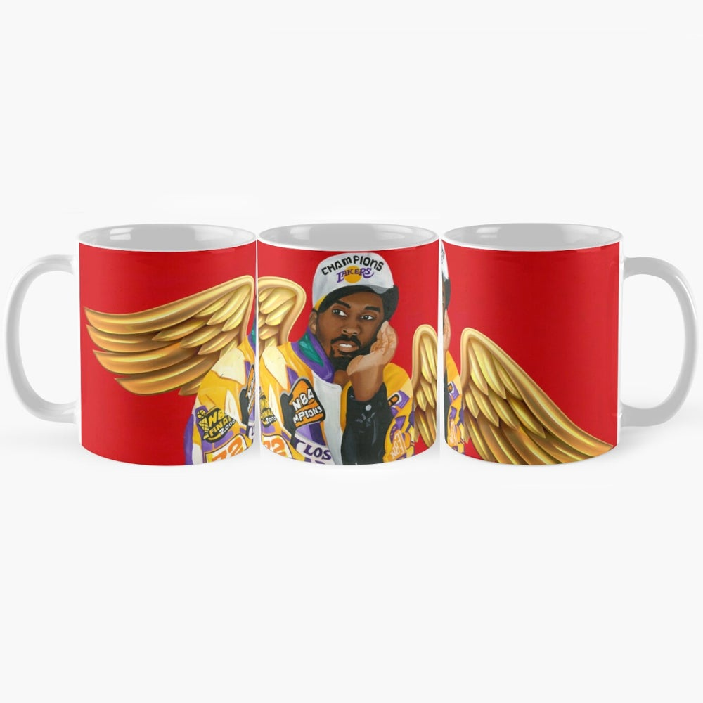 Image of Mamba Out (Mug)