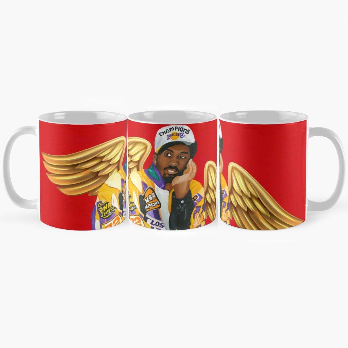 Image of Mamba Out (Mug)