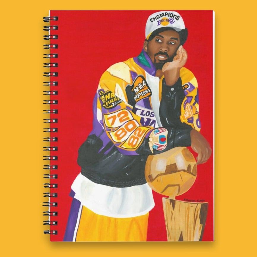 Image of Mamba Out (Notebook)