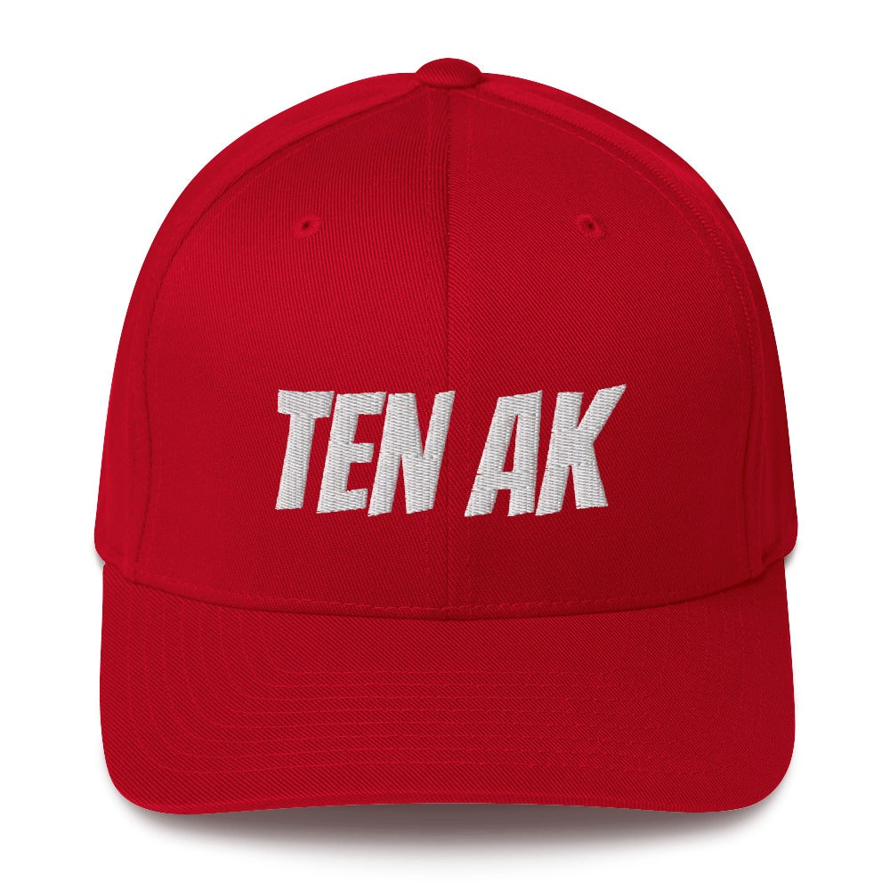 Image of Ten AK 3D Embroidered