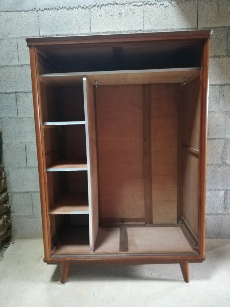 Image of Armoire portes coulissantes 60'