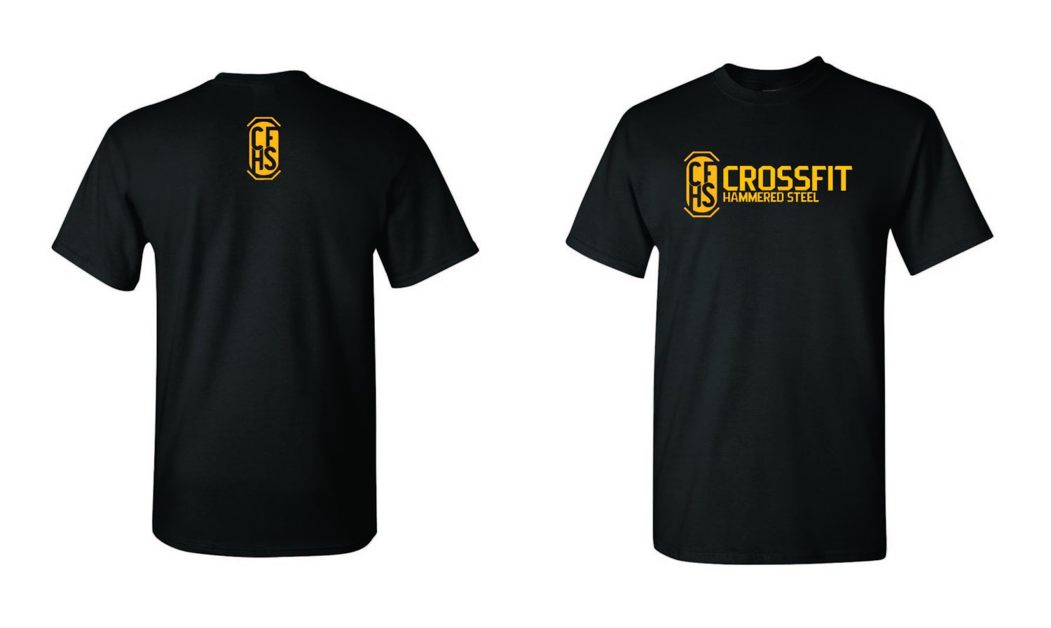 Image of CFHS Logo Tshirt - Multiple Colors