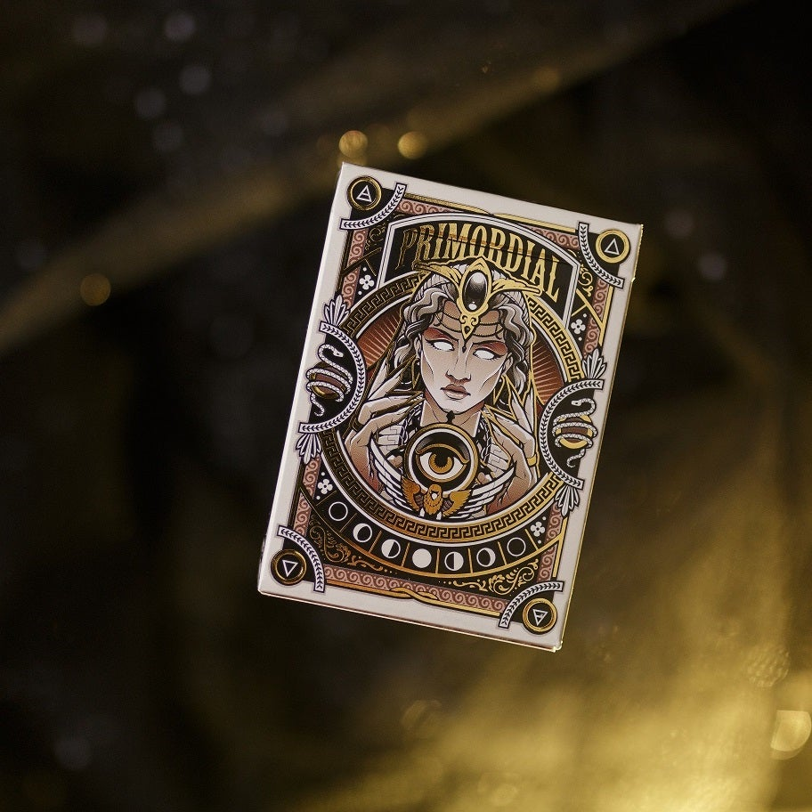 Image of Primordial Aether Playing Cards
