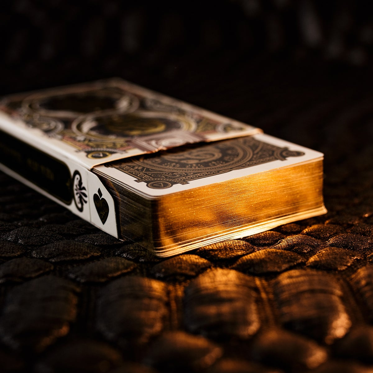 Image of Primordial Aether Playing Cards (Gilded Edition)