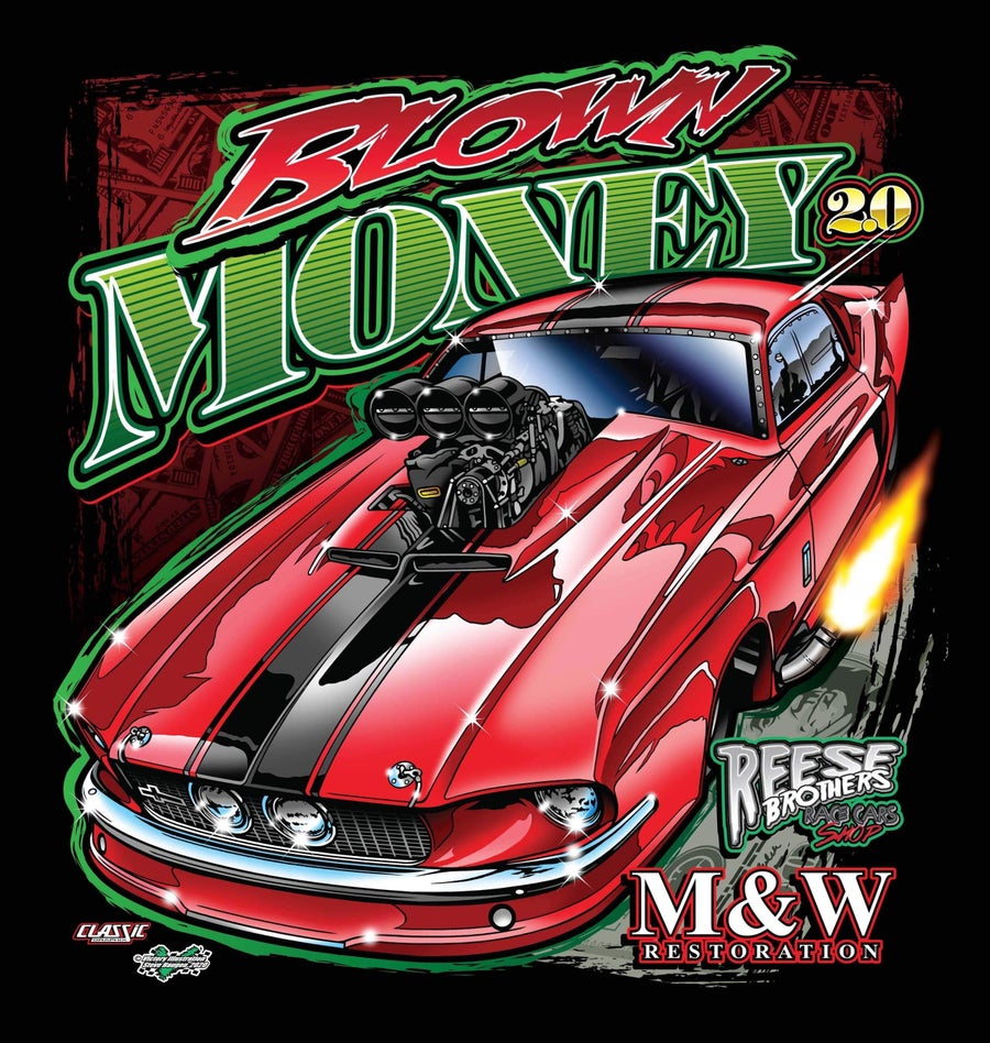 Image of Blown Money 2.0 T-Shirt