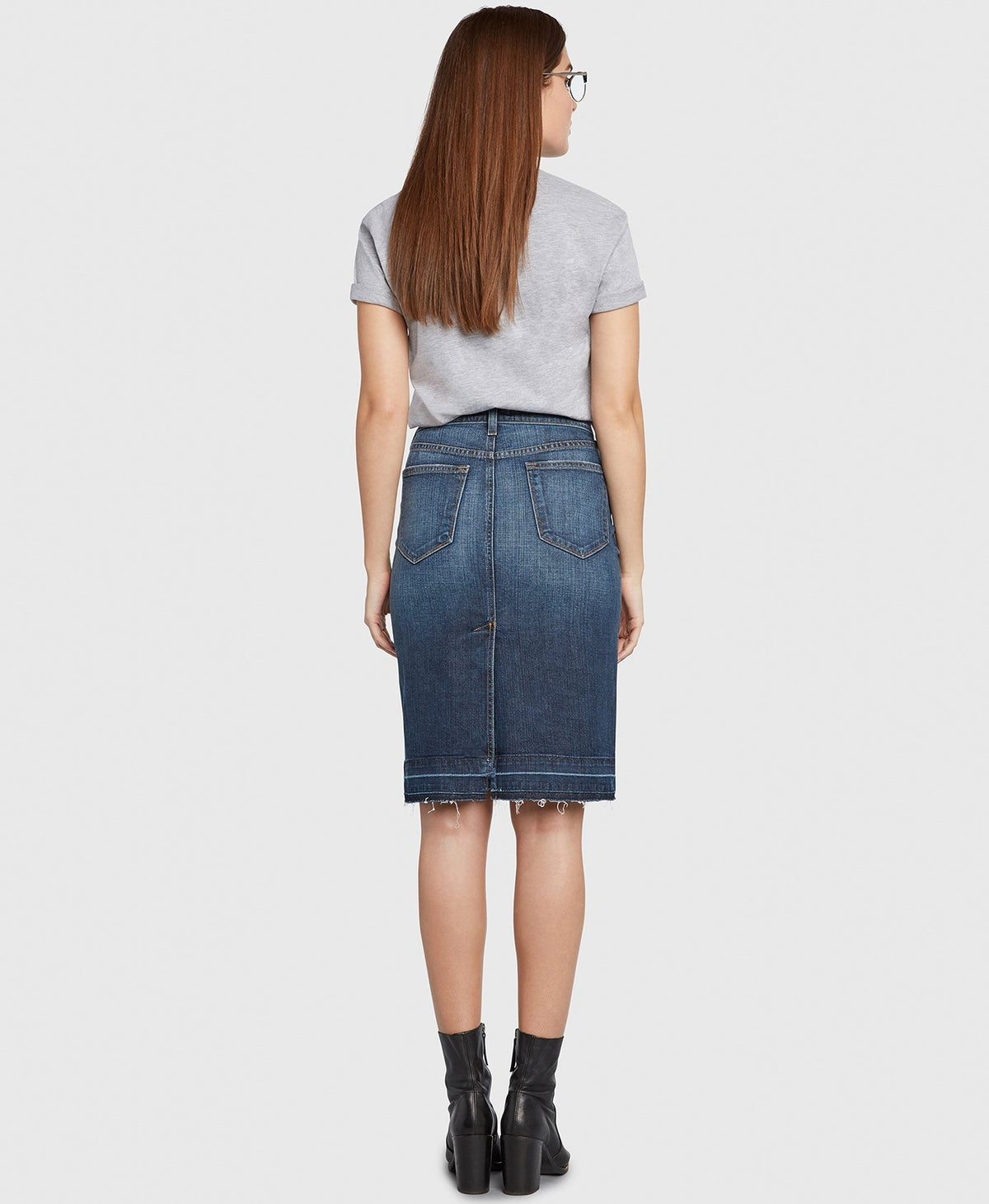 Image of Principle Denim Femme Skirt - Go For Broke wash