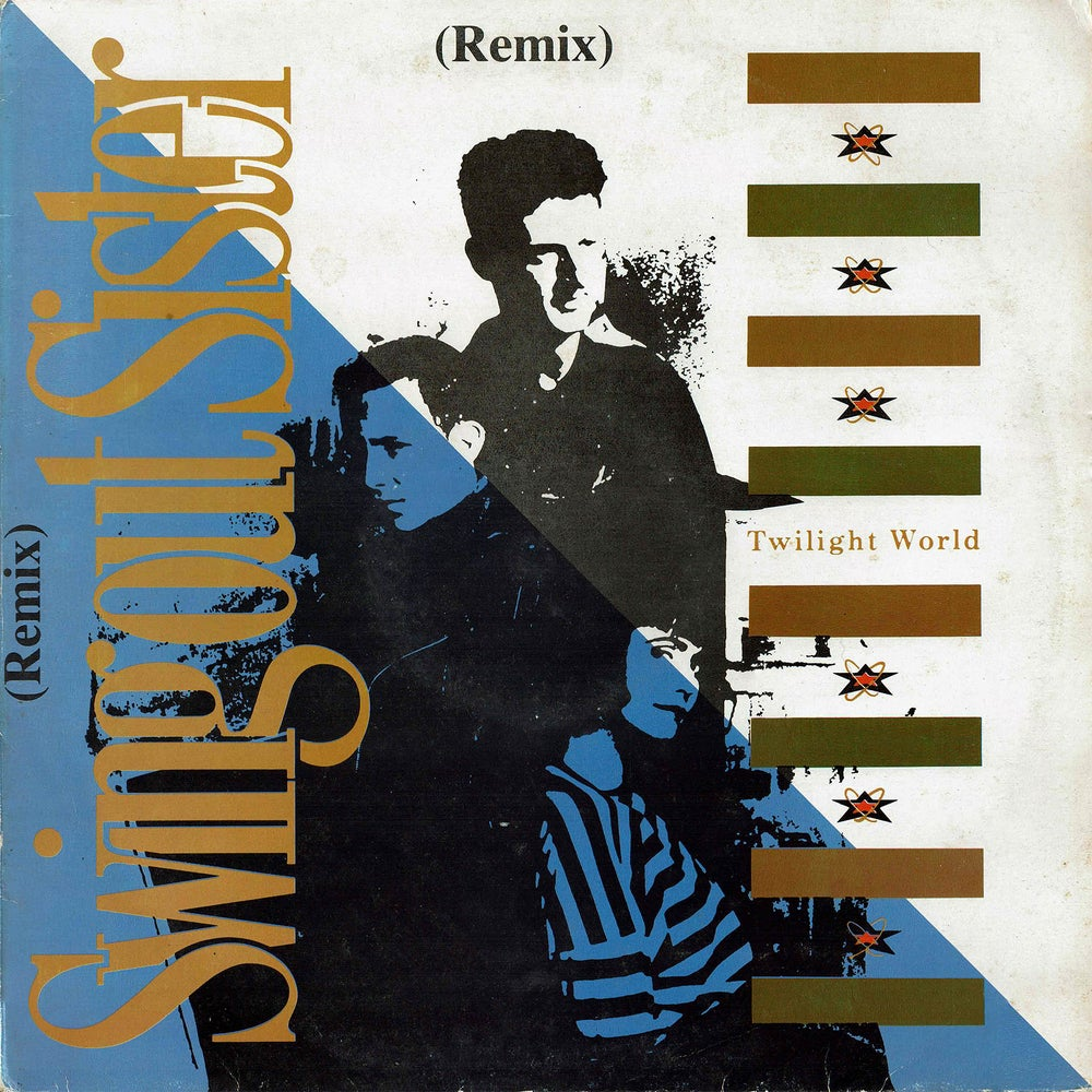 Image of Swing Out Sister - Twilight World (Remix) / Communion (Instrumental)