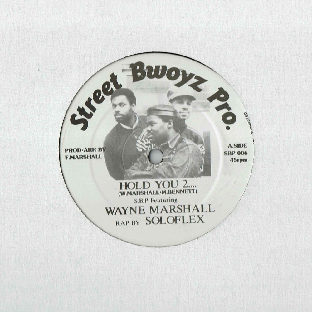 Image of S.B.P Featuring Wayne Marshall - Hold You 2....