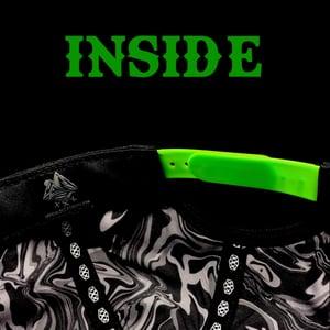Image of Toxic Green/Black SnapBack