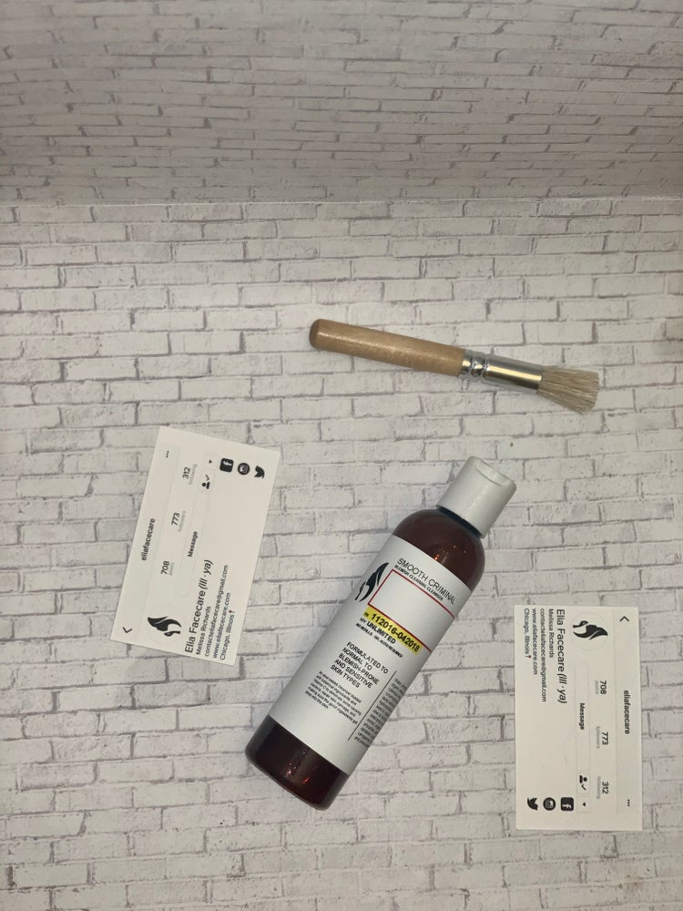 Image of Smooth Criminal Acne Cleanser (4 oz)