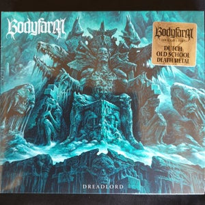 Image of Dreadlord Jewel Case CD