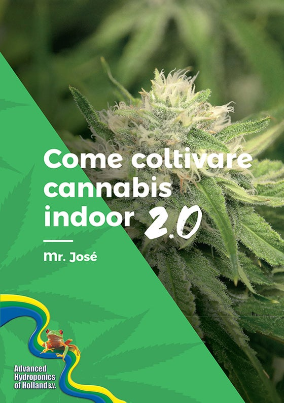Image of Libro Come coltivare cannabis indoor 2.0