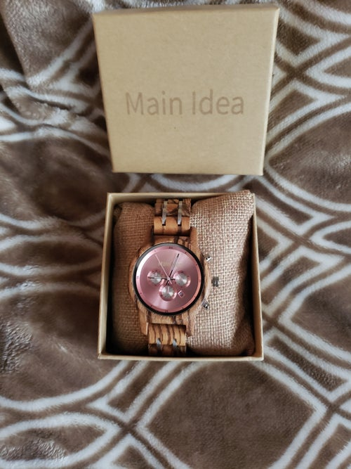 """Image of Private Label Women's """"NICOLE"""" Watch"""