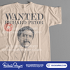 Richard Pryor - Wanted Live In Concert T Shirt