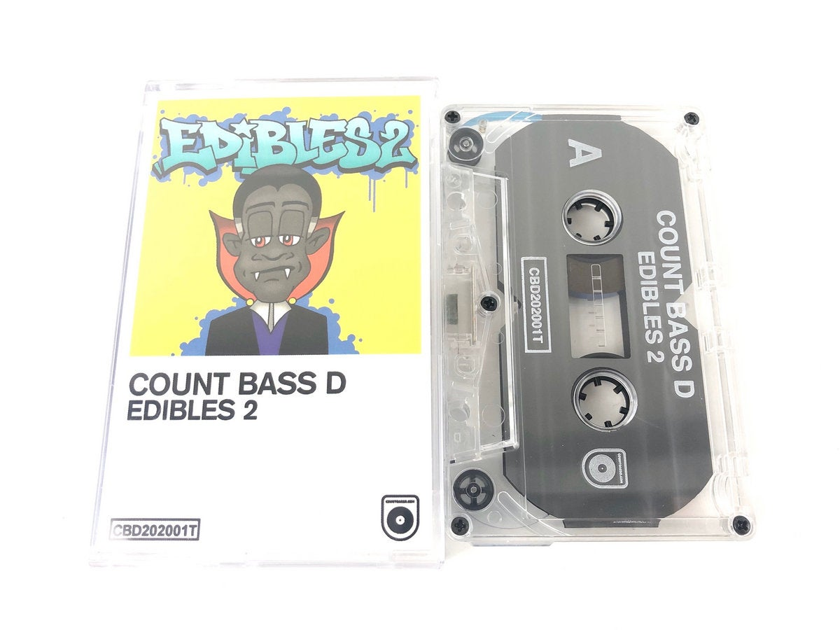 Edibles 2 - Limited Edition Cassette