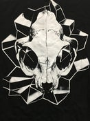 Image of Crystal Cat Skull shirt