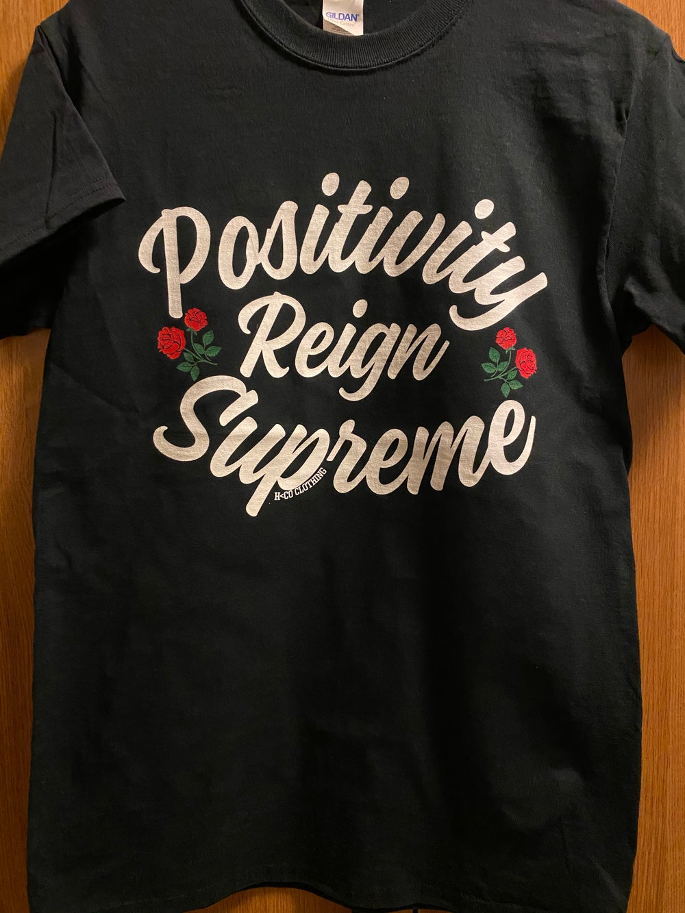 Image of Positivity Reign Supreme (SS)