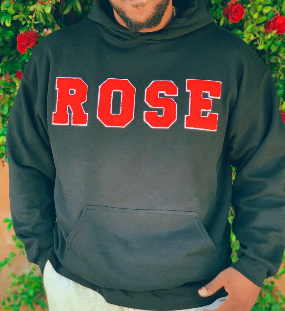 Image of ROSE. Love Day Hoodie