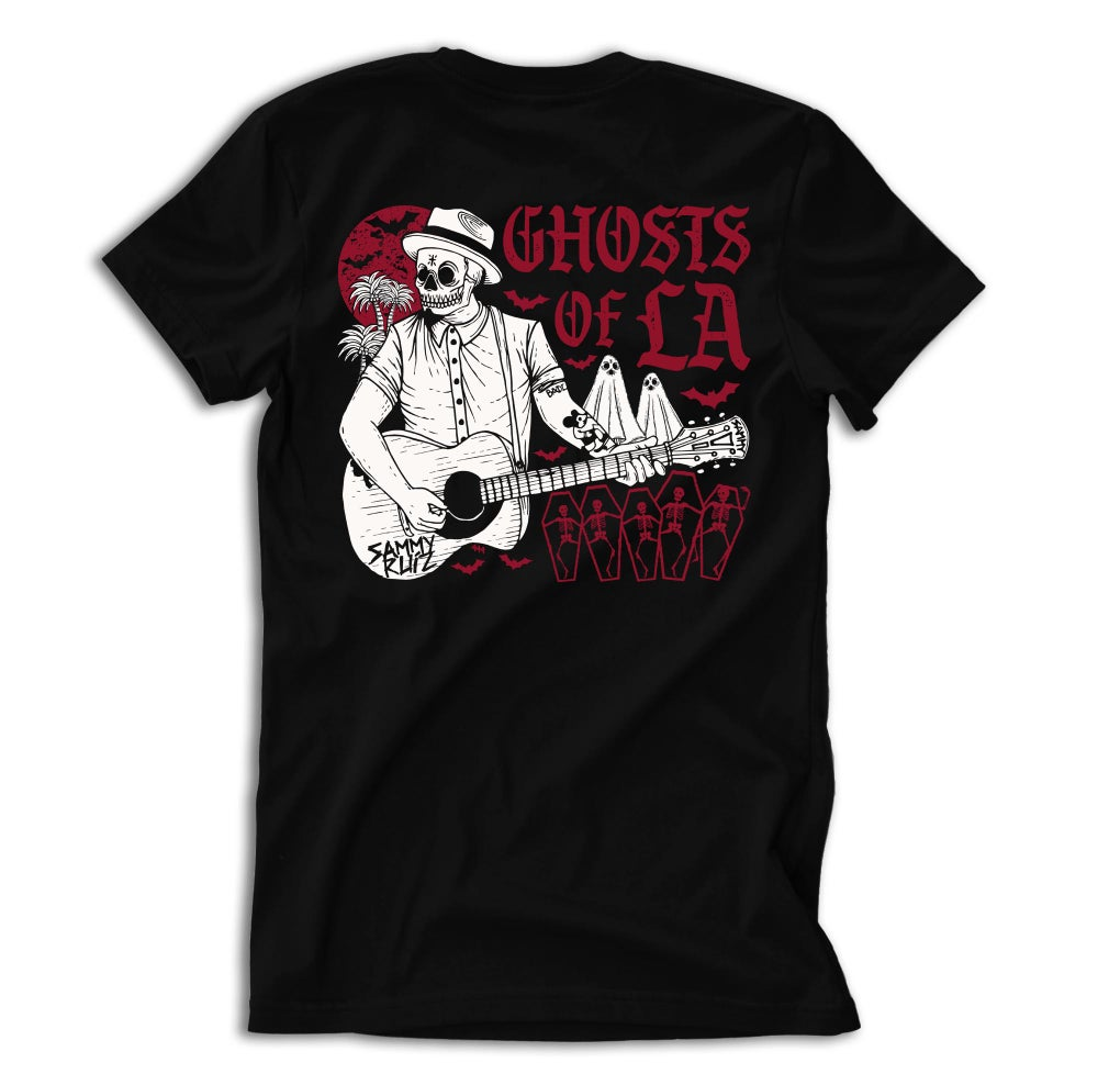 "Ghosts of LA ""T-Shirt"""