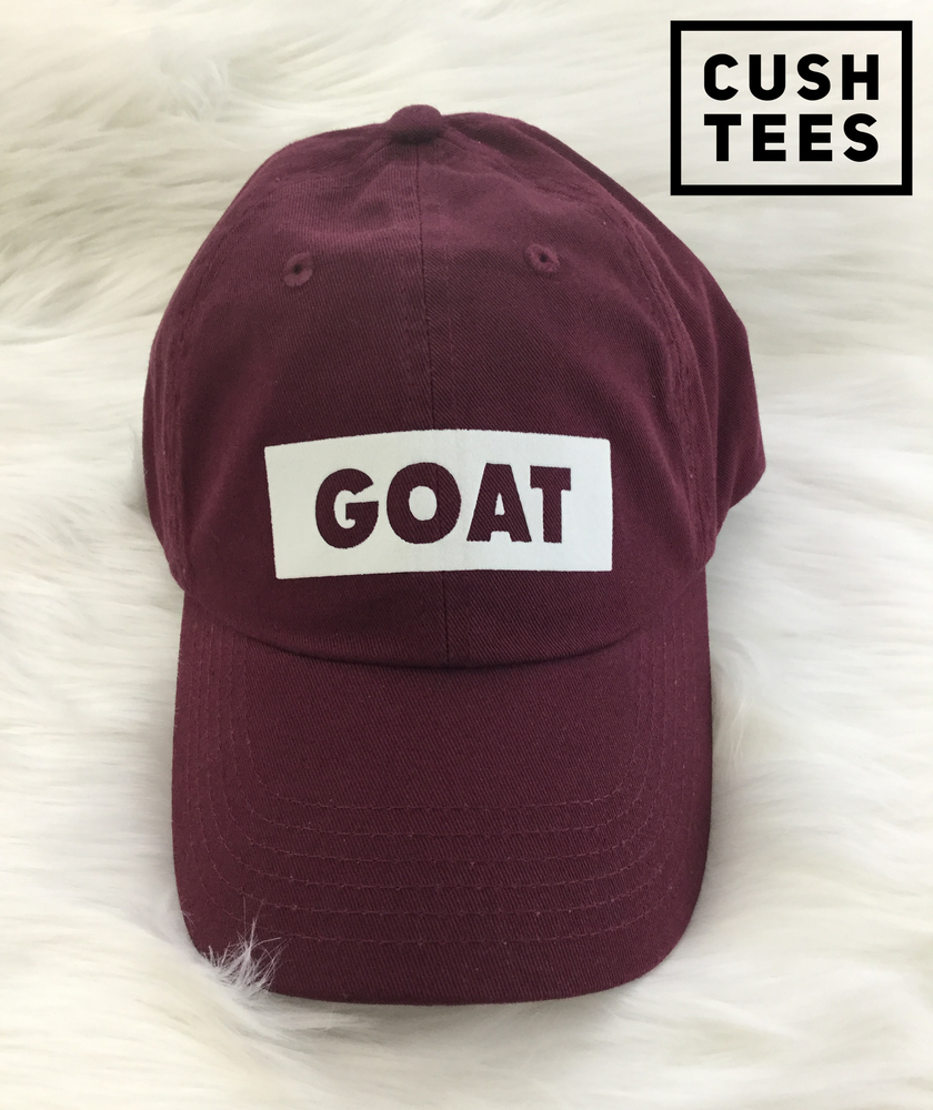 Image of Goat (Dad Hat)