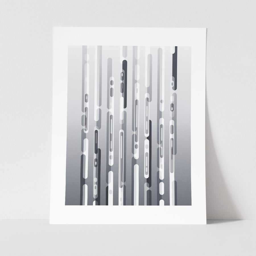 Image of Momentary Mirage Art Print