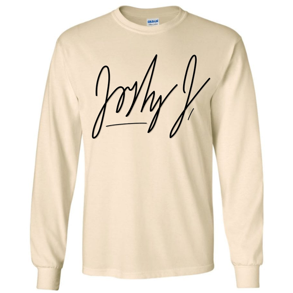 Image of Signature L/S Tee