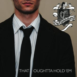 Image of THAT OUGHTTA HOLD'EM CD (2008)