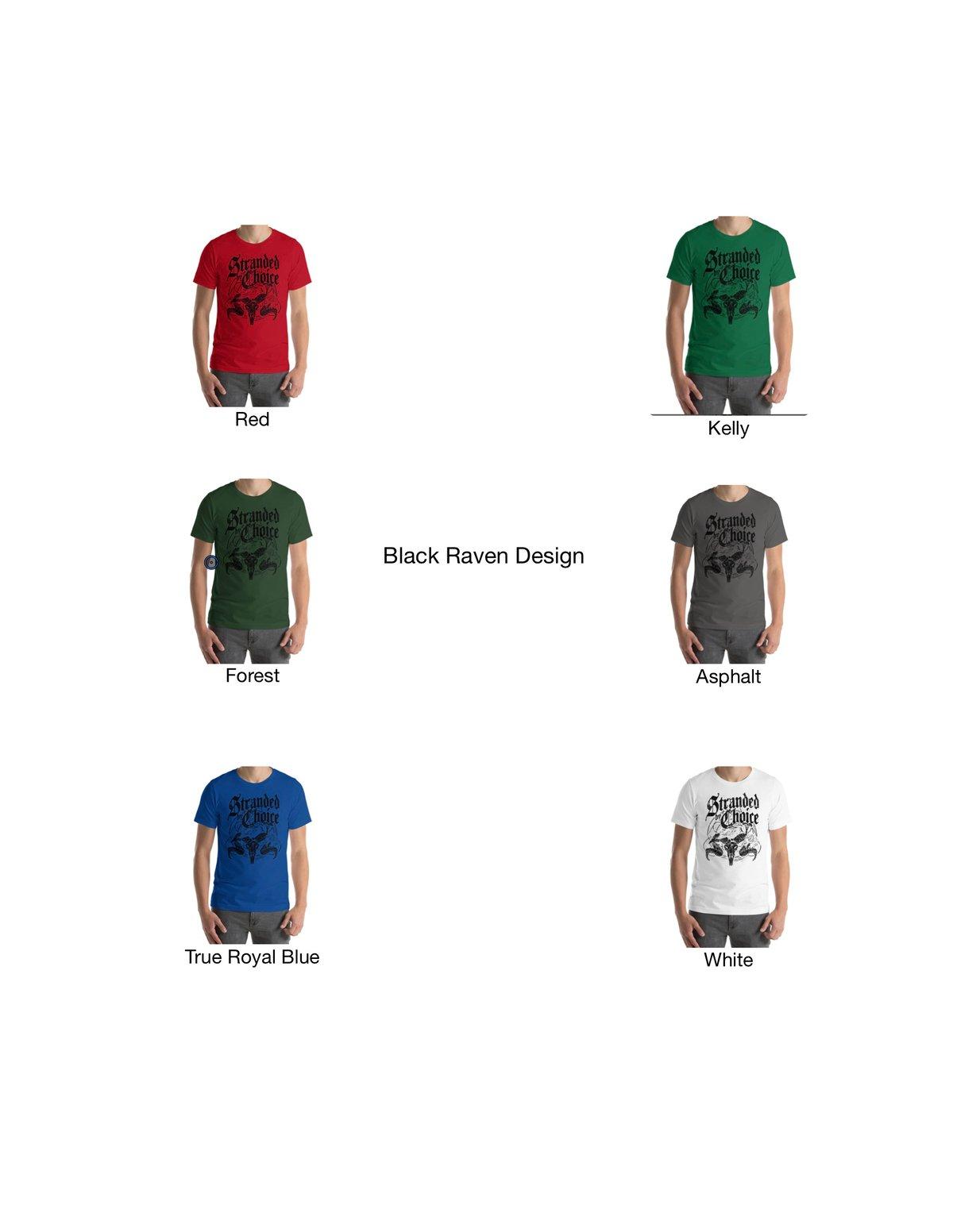 Raven Design Unisex Shirt