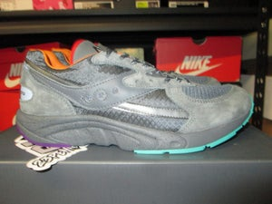 "Image of Saucony Aya x Raised by Wolves ""Asphalt Grey"""