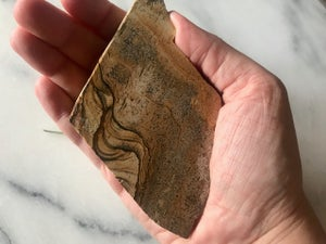 Picture Jasper - Bookend Piece