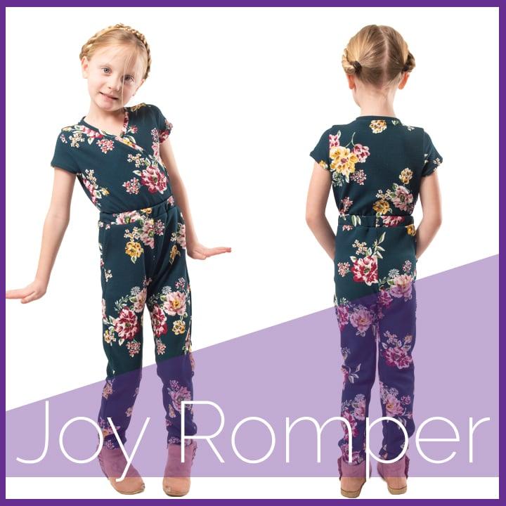 Image of Joy Romper (Child)