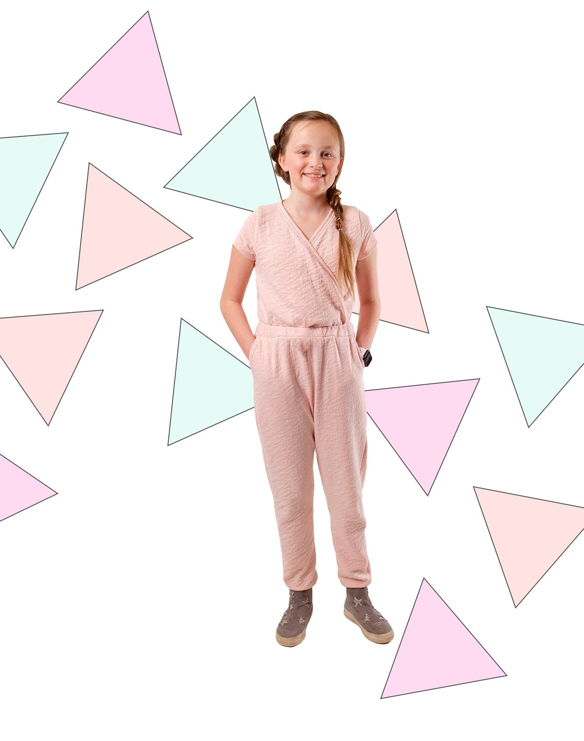Image of Joy Romper (teen)