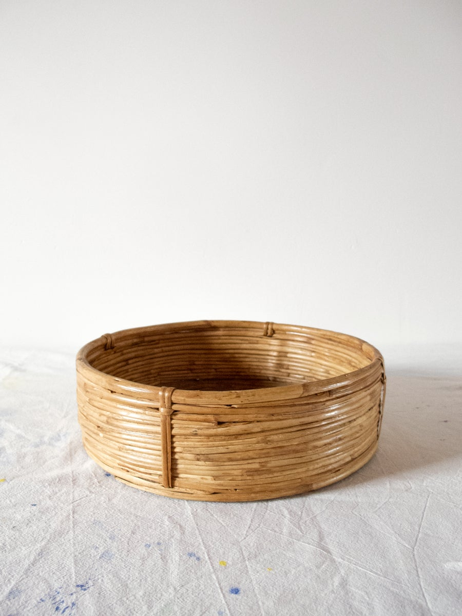 Image of rattan basket