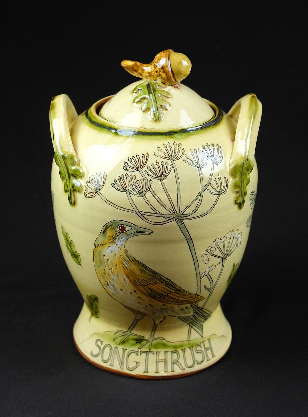 Image of MARGARET BRAMPTON 'SONG BIRD' TUREEN