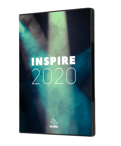 Image of Inspire 2020 Performance DVD