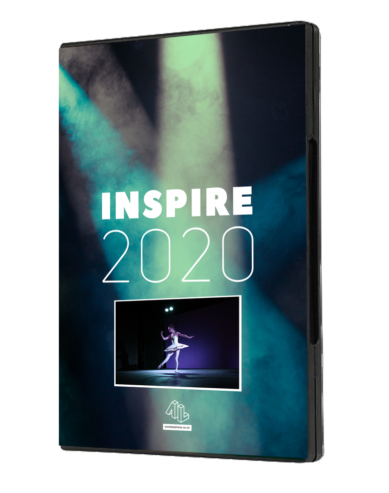 Image of Inspire 2020 Photo Disk
