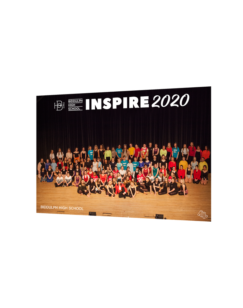 Image of Inspire 2020 Group Photograph A4 Print