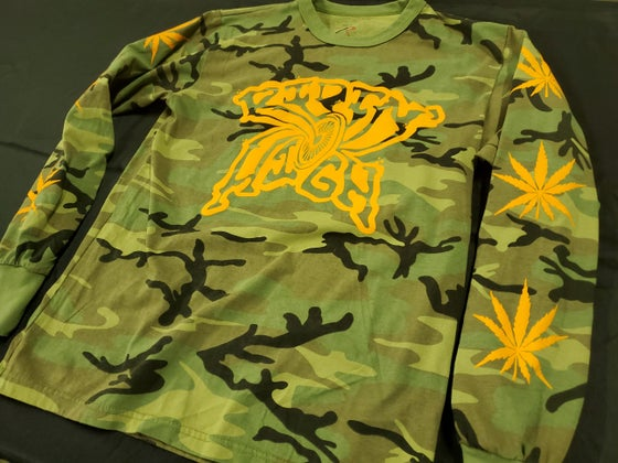 Image of Ridin' High Camo Long Sleeve