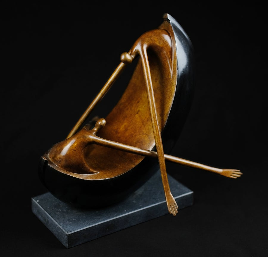 Image of ANA DUNCAN - 'STORM III' - LTD EDITION BRONZE