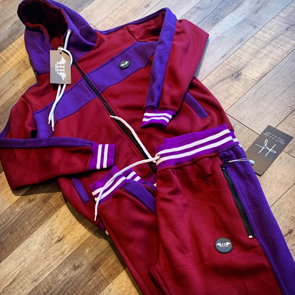 Image of Wave tracksuit