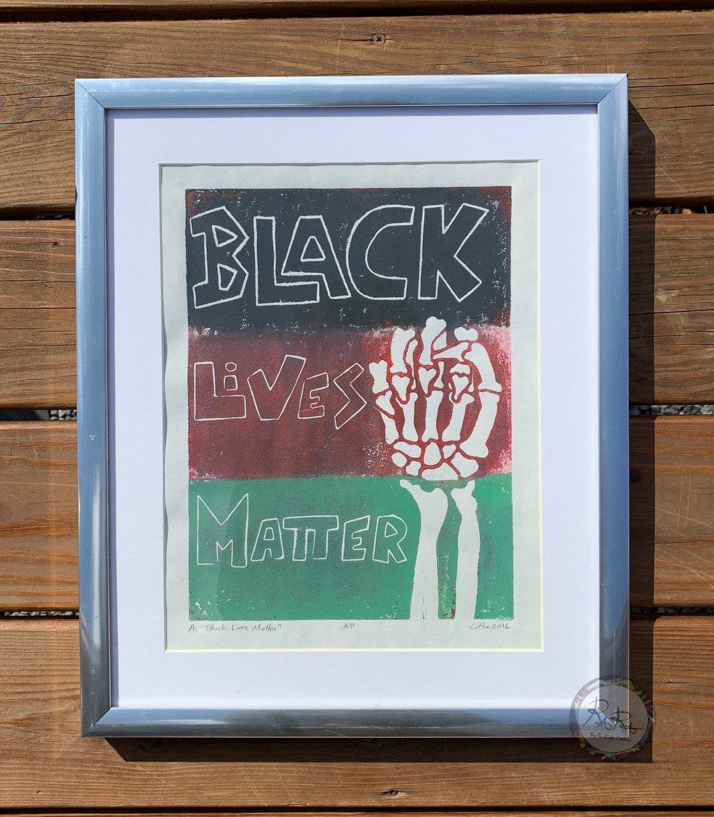 Image of Black Lives Matter (AP)