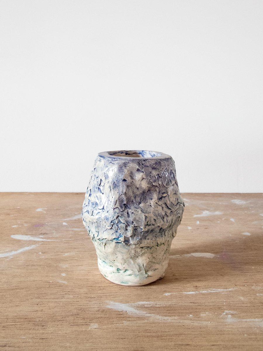 Image of rustic vase