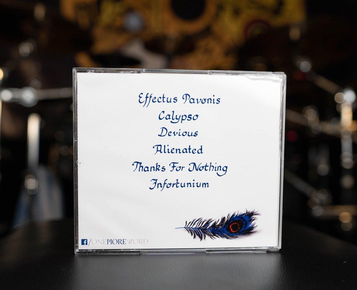 """""""EFFECTUS PAVONIS"""" CD"""