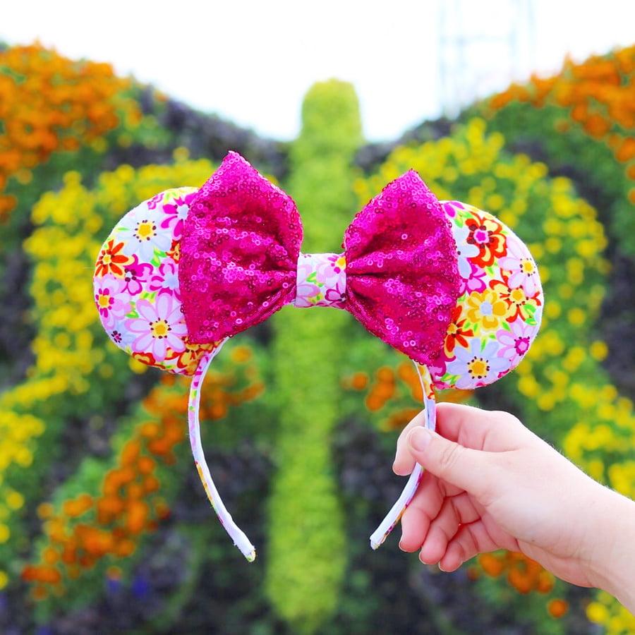 Image of Flower Garden Ears