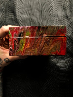 Image of TRIP OUT BOX- Painted Lady Leslie