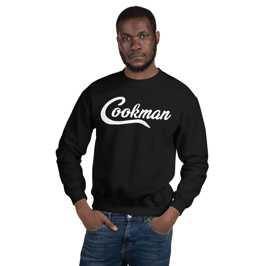 Image of Cookman Sweatshirt (Black)