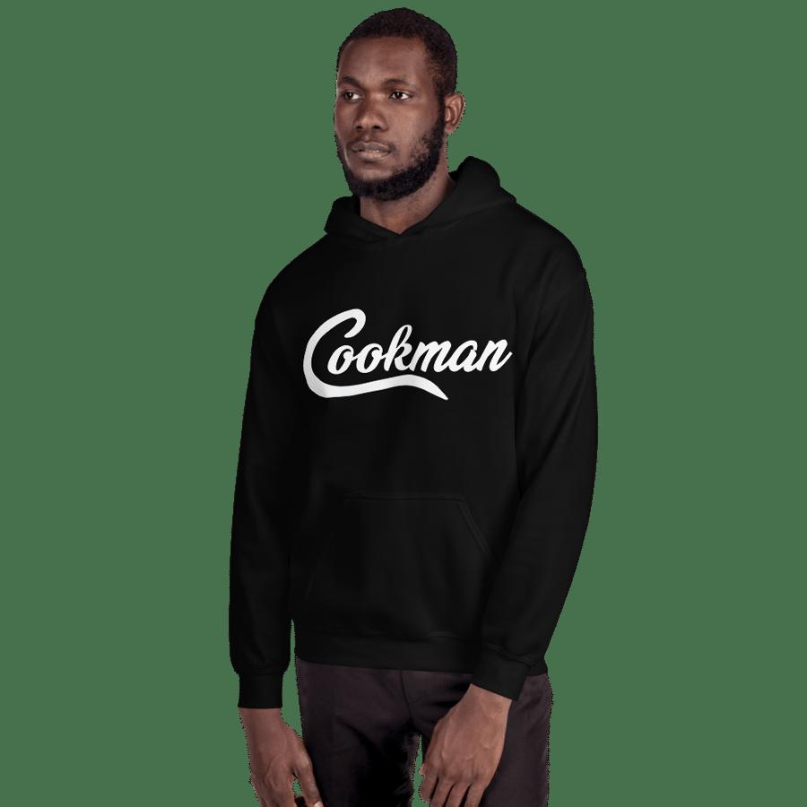 Image of Cookman Hoodie (Black)
