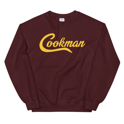 Image of Cookman Sweatshirt (Maroon)